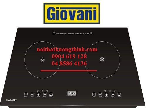 Bếp điện từ Giovani có tốt không?: