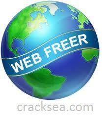 Web Freer 1.2.0 Crack & License Key Full Version Free download