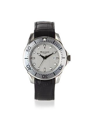 79% OFF Rudiger Men's R2000-04-001.1L Chemnitz Steel Luminous Watch