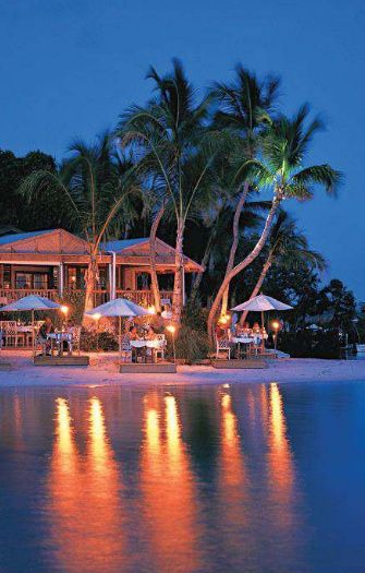 Florida Keys - Little Palm Resort Spa.