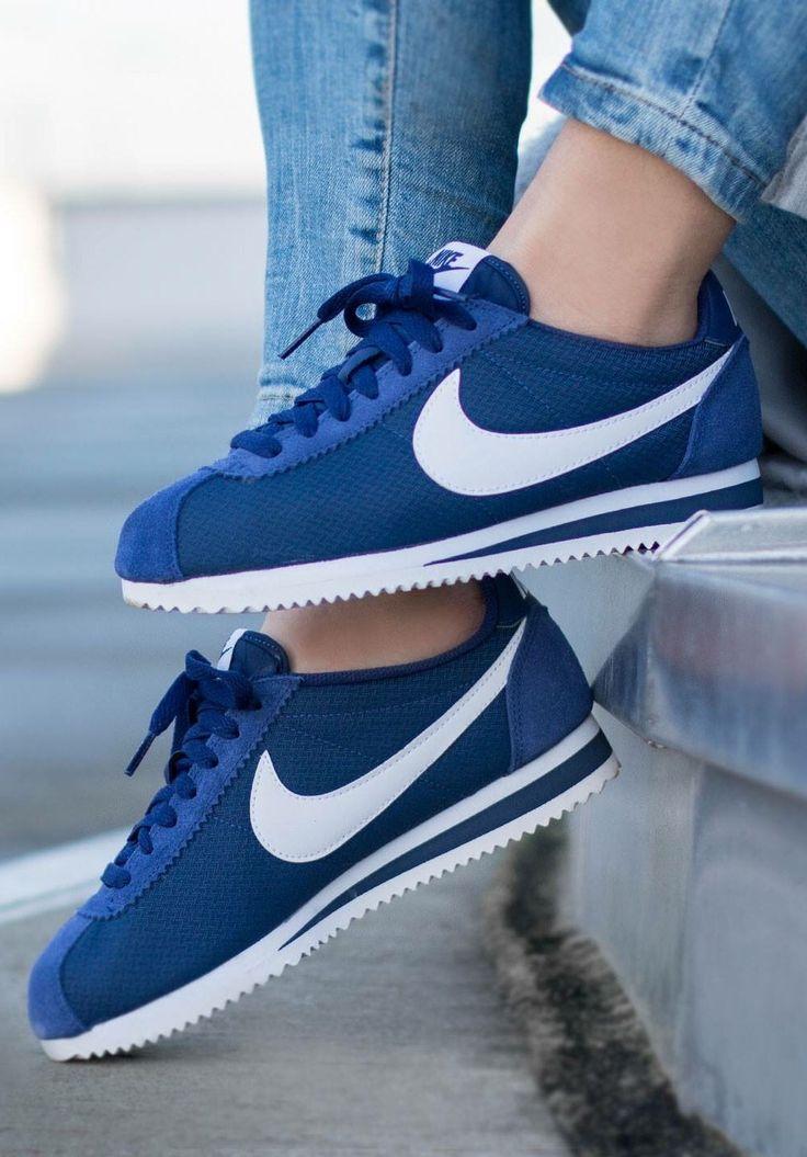 Nike Cortez Nylon /lnemnyi/lilllyy66/ Find more inspiration here: http://weheartit.com/nemenyilili/collections/27215480-n-ke