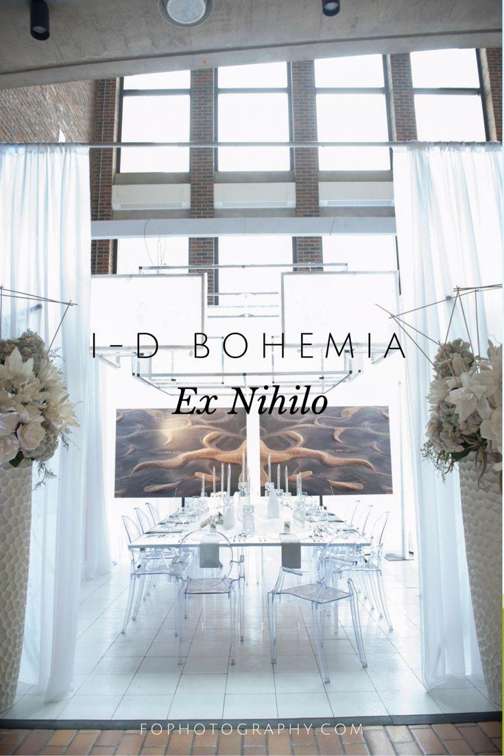 "@idbohemia 's ""Ex Nihilo"" at Dinner by Design Calgary 2015. So many ideas for a Calgary or Edmonton wedding or event!"