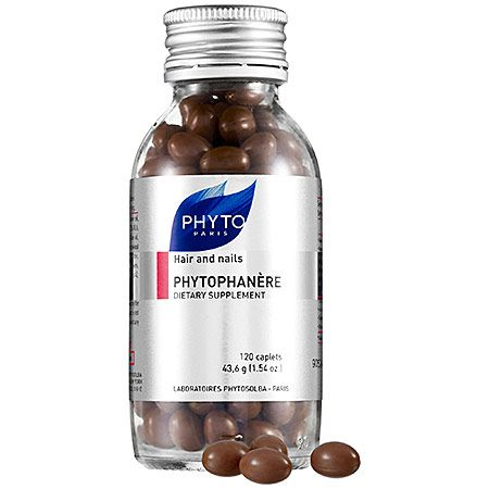 Phytophanère Hair And Nails Dietary Supplement - Phyto | Sephora