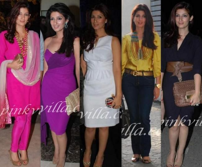 Top 10 Twinkle Khanna Looks (in recent times)