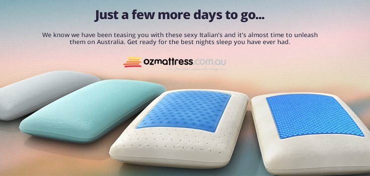 #sexy #Italian #pillow #pillows #aloevera #ozmattress.com.au http://www.ozmattress.com.au/pillows