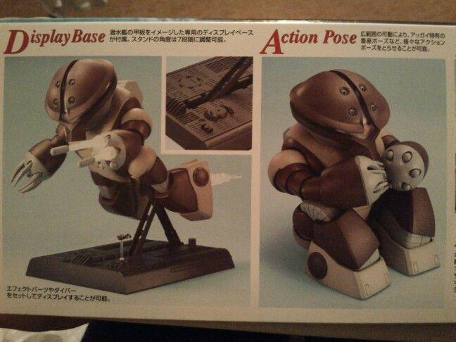 Action base! Amazing!