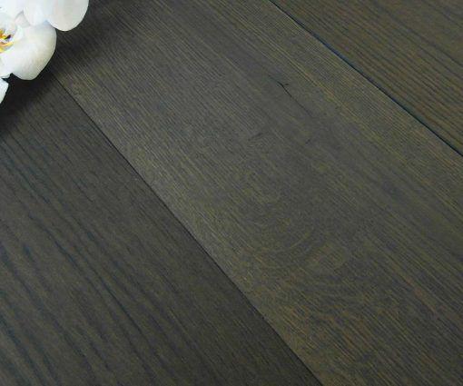 Parquet Rovere Grigio Scuro Maxiplancia 200% Made in Italy Certificato FSC®  da € 54,00 al mq