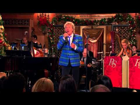 "Rod Stewart ""Let It Snow! Let It Snow! Let It Snow!"""