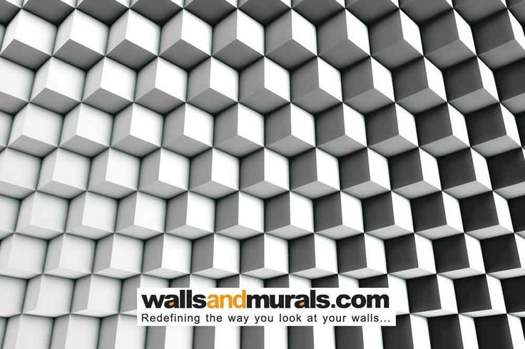 Abstract Cubes 3D Wallpaper For Walls