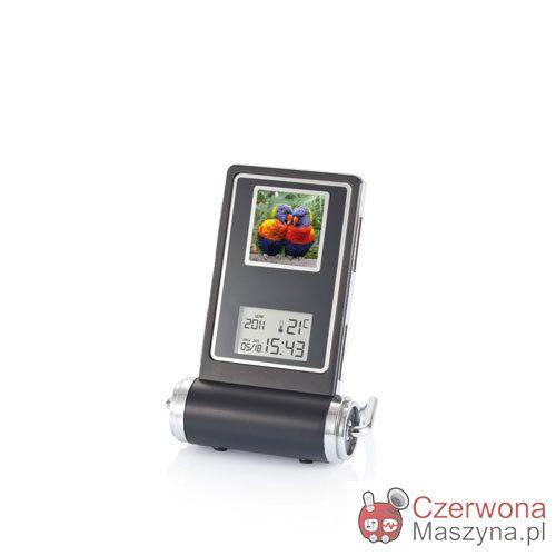 Fotorama Xdmodo 16MB z zegarem i termometrem - CzerwonaMaszyna.pl