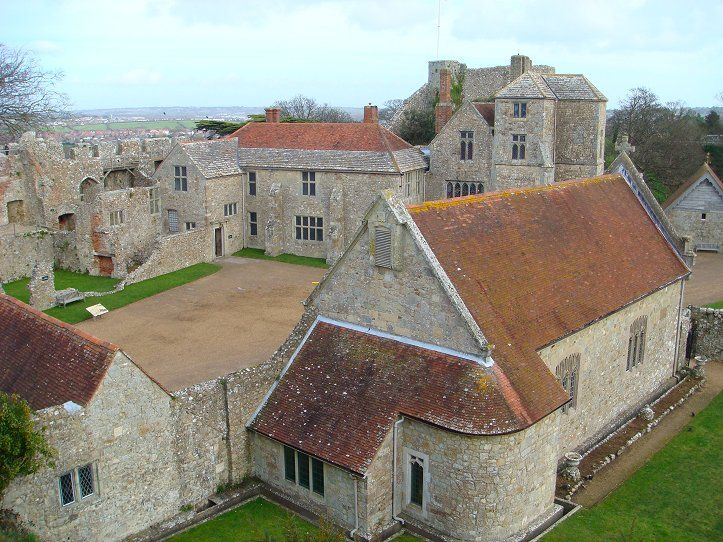 Carisbrooke CastleIsle of WightEngland50.6875,-1.313889