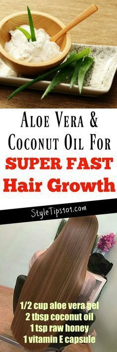 Coconut Oil For Hair Growth #hairlossremedymen