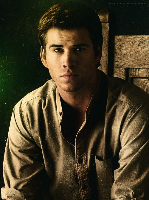 The Hunger Games Gale Hawthorne