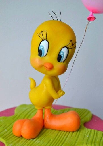Tweety Bird Topper