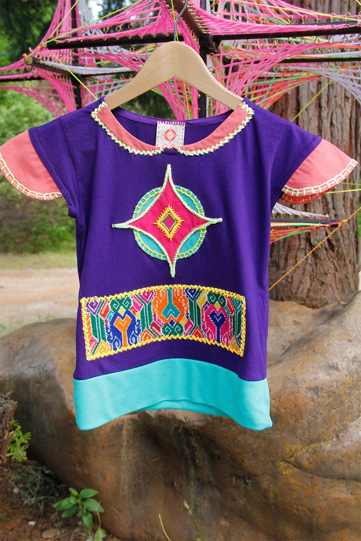 Tribal Sixties by CORAclothing on Etsy
