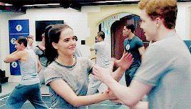 """ I'm really not good with i m p u l s e control. Vampire Academy """