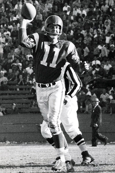 Norm Van Brocklin, Philadelphia Eagles