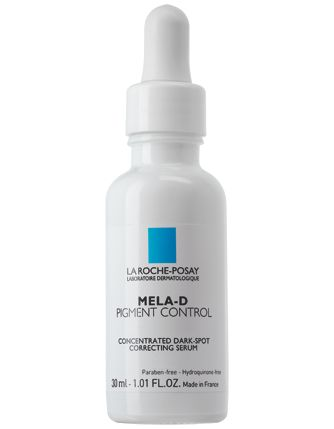Mela-D Pigment Control Serum is the first Hydroquinone-free serum designed to dramatically reduce the look of dark spots.