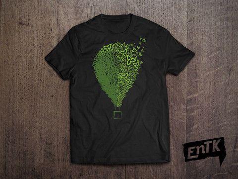 T-Shirt montgolfière franco pour enfant – EnTK