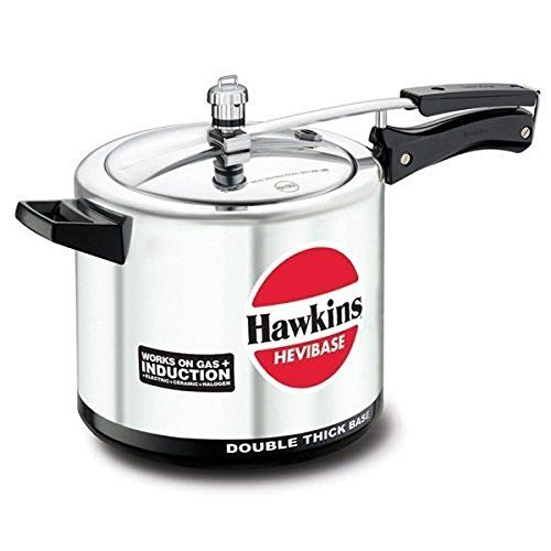 Hawkins Hevibase IH65 65Litre Induction Pressure Cooker Small Silver >>> Read more reviews of the product by visiting the link on the image.