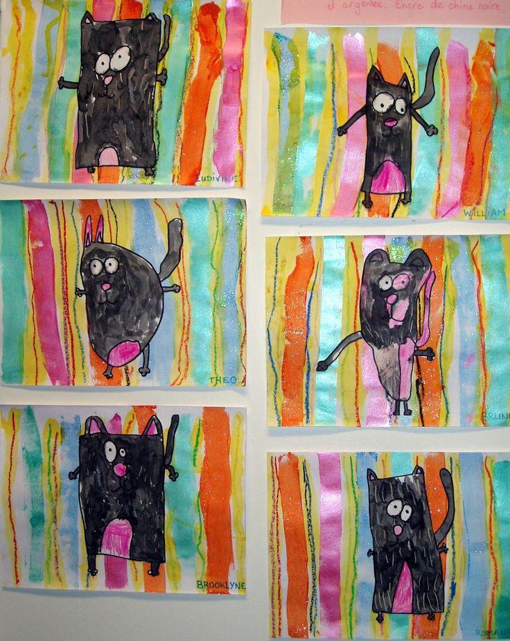 Gut bekannt 123 best Album Splat le chat images on Pinterest | Cats  TJ06