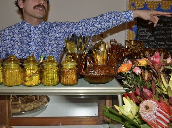 New Mankoushe -- lebanese food -- 323 Lygon St, East Brunswick