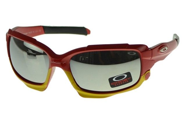 Oakley Jawbone Sunglasses polished red-yellow frames mirror lens deal online, save up to 90% off being unfaithful limited offer, no duty and free shipping.#oakley #oakleysunglasses #sportsunglasses #sunglasses #ok #o