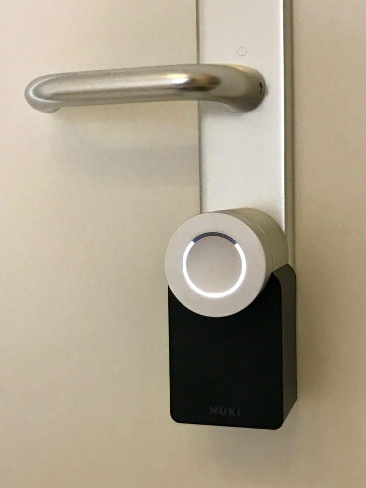 Nuki Smart Lock Ist Das Leicht Nachrüstbare Elektronische Türschloss Für  Das Smart Home Von Heute. Ich Habe Nuki Bei Mir Nun Einige Tage Im Test.