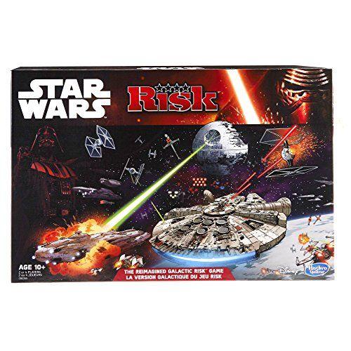 Hasbro - B23551010 - Jeu De Société - Risk - Star Wars Hasbro http://www.amazon.fr/dp/B00VI44LGQ/ref=cm_sw_r_pi_dp_0zpjwb1B399VK