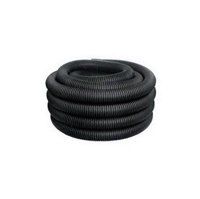 shop gravenhurst plastics x black solid corrugated drain pipe at loweu0027s canada find our selection of outdoor drainage at the lowest price