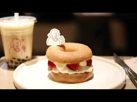 京都 河原町 カフェ オーガニックで天然由来のヘルシーなドーナツが話題のドーナツファクトリーが京都に誕生 Koe Donuts コエドーナツ さん1号店が河原町にopen Youtube グルメ 京都 ランチ カフェ