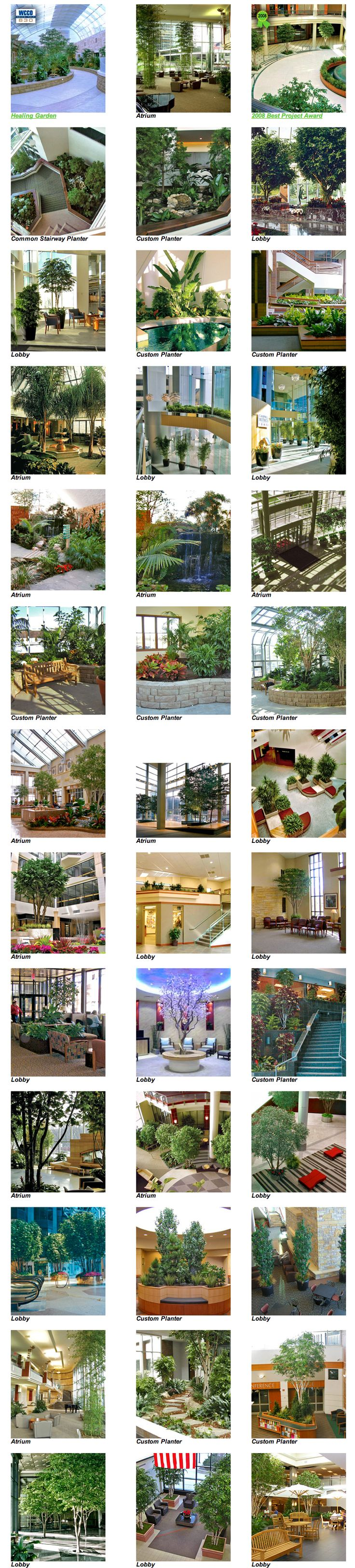 interior landscaping office. Interior Landscaping- Atriums, Office Lobbies And Custom Planters By Plantscape Inc. Landscaping P