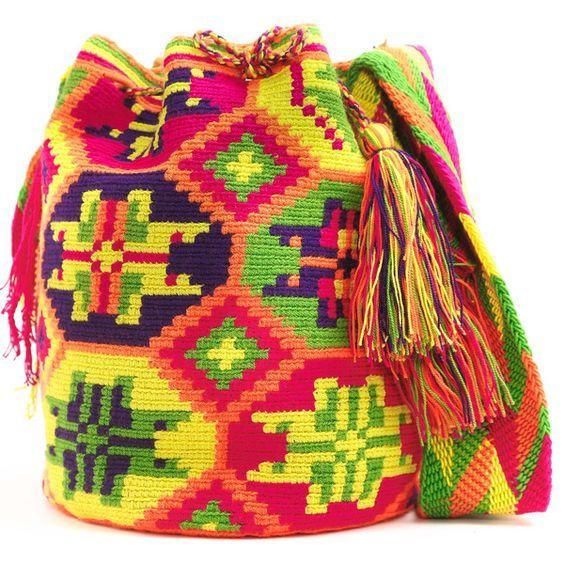 Wayuu  Çanta Modelleri 41