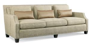 QUALITY CRAFTMANSHIP.  HICKORY WHITE.   4410-05 Sofa Upholstery Dimensions Overall: W95 D42 H36 in. Inside:  W85 D24 H17 in. Arm Height: 26 in. Seat Height: 19 in.