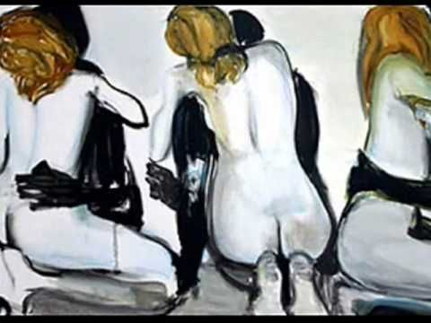 Marlene Dumas (paintings)...... Marlene Dumas (born 3 August 1953) is a South African born artist and painter who lives and works in Amsterdam, the Netherlands. In the past Dumas produced paintings, collages, drawings, prints and installations. She now works mainly with oil on canvas and ink on paper.Dumas uses the human figure as a means to critique contemporary ideas of racial, sexual, and social identity.
