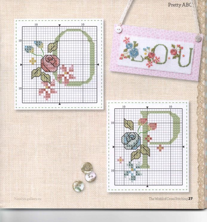 (1) Gallery.ru / Фото #126 - The world of cross stitching 218 - tymannost