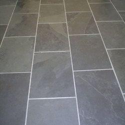 best 25+ black slate floor ideas on pinterest | slate flooring