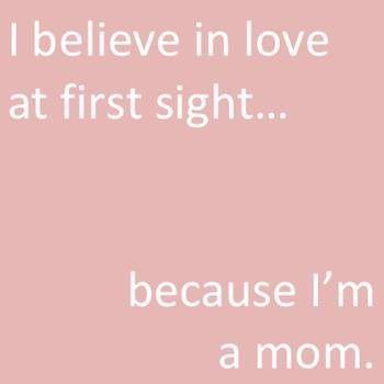 Because i'm a mom