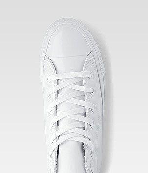 Converse Chuck CTAs Rubber white