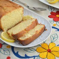 Extra Moist Lemony Lemon Loaf