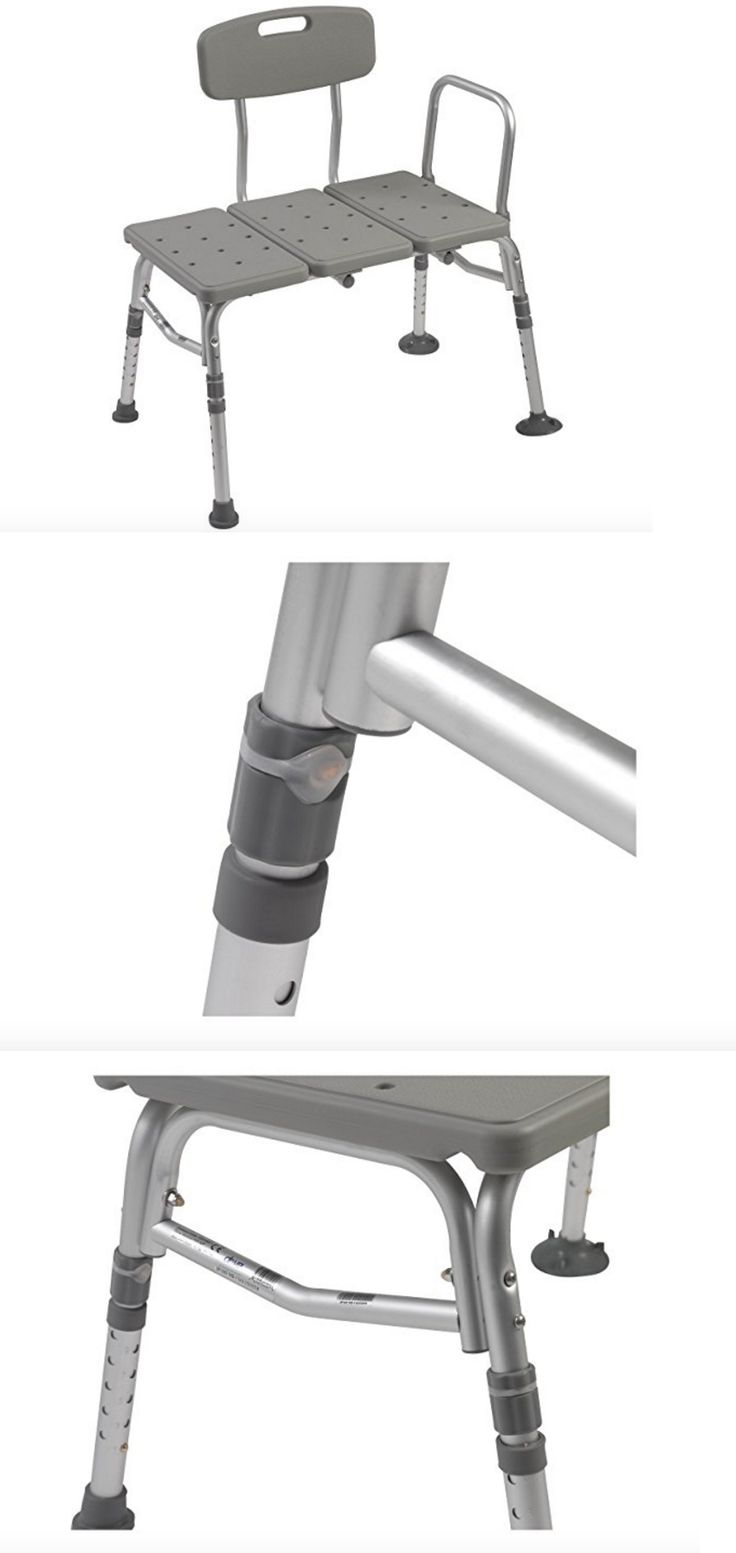 Bath chair for seniors - Shower And Bath Seats Bath Bench Or Shower Chair Handicap Stool With Back And Arm