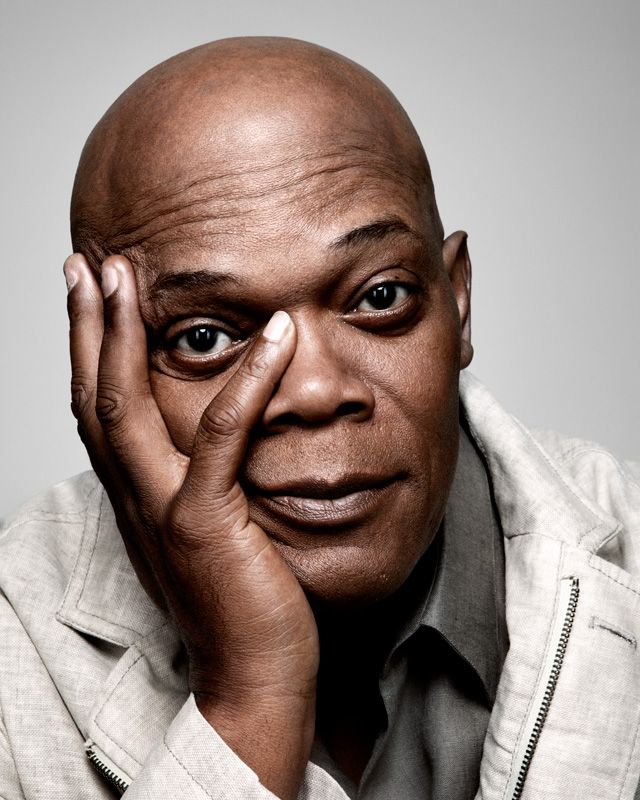 Samuel L. Jackson, American actor & producer. After involvement in the Civil Rights Movement, he began acting. He has starred or appeared in 100+ films & TV shows, including Pulp Fiction, Goodfellas, Juice, Jungle Fever, Die Hard/Vengeance, Jackie Brown, Unbreakable, The Incredibles, Black Snake Moan, Shaft, Snakes on a Plane, Django Unchained, Star Wars, Kill Bill, Captain America film series, Avengers film series, Iron Man film series, Afro Samurai, & Agents of S.H.I.E.L.D. He is the…