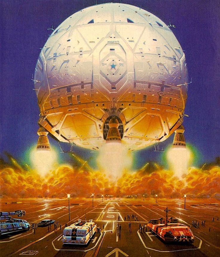 58 Best Retro Scifi Images On Pinterest: Sciencefictiongallery: Peter Elson