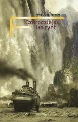 Czarodziejski labirynt (2012) - okładka