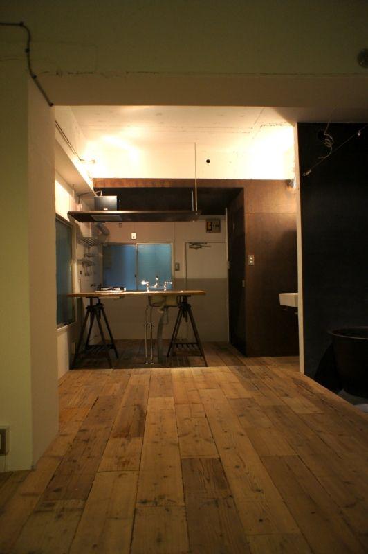 個性派賃貸物件:石川さん家のお風呂(room:1130) :: rooms renovation