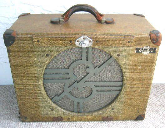 Vintage Epiphone Amp 47