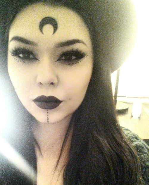 Best 25 witch makeup ideas on pinterest witchy makeup witch practiced my witch makeup for halloween ccuart Images