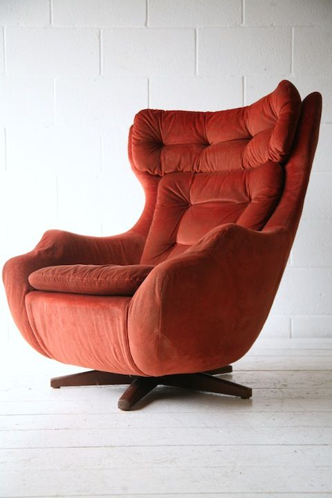 1960s Parker Knoll Statesman Chair Pretty Things
