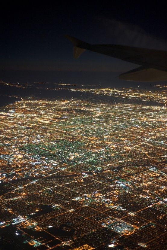 Los Angeles City Lights