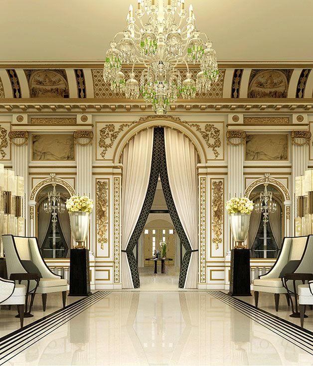 The Peninsula Hotel, Paris designed by Henry Leung of Chhada Siembieda Leung and Richard Martinet of Affine architecture & interior design. When I entered the hotel, I just had to sit and absorb the beauty of the place.